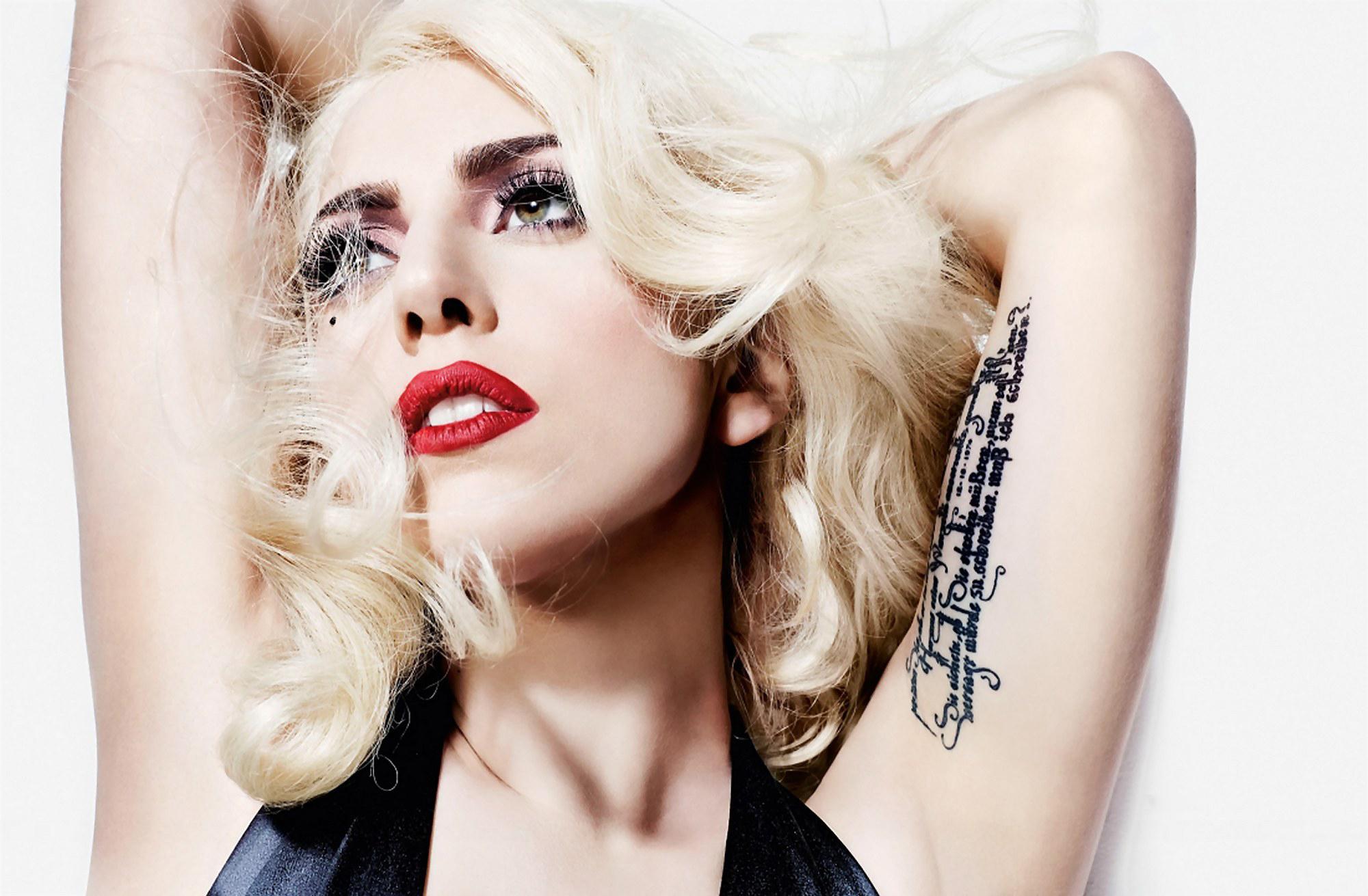 Les plus belles photos de Lady Gaga sexy