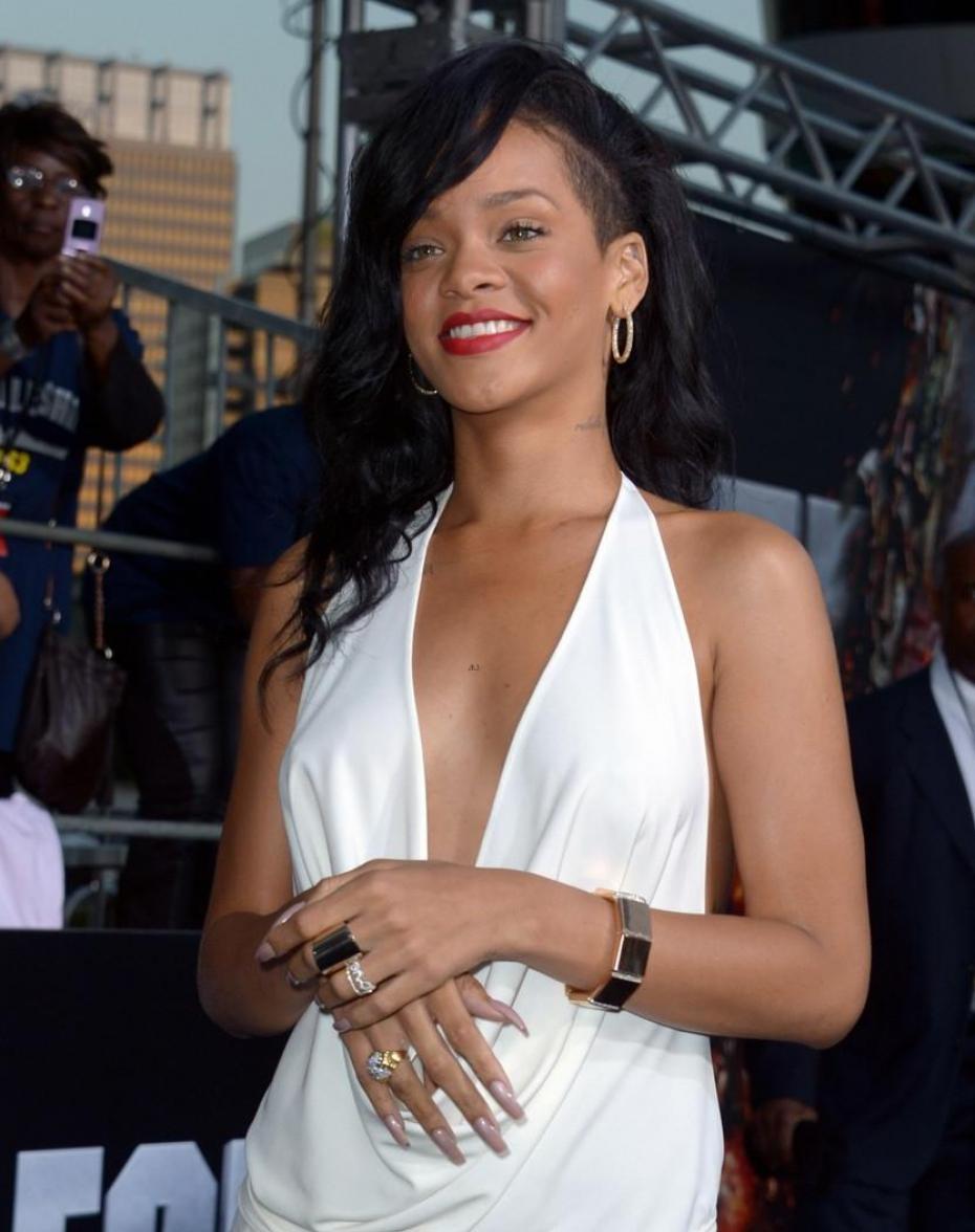 Les photos de Rihanna hot et glamour